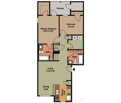 2 Beds - The Regency at 11201 Partnership Ln in Manassas VA is a Apartment