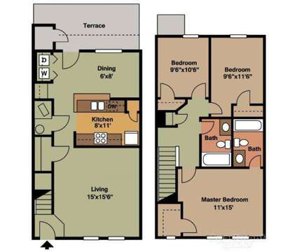 3 Beds - The Regency at 11201 Partnership Ln in Manassas VA is a Apartment