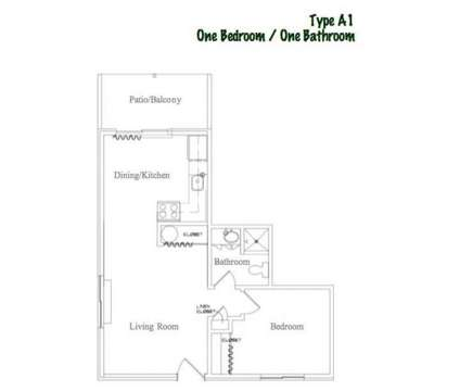 1 Bed - Park Village at 989 W Sherwood St. #106 in Boise ID is a Apartment