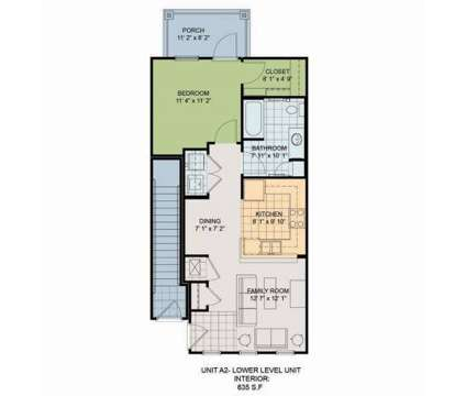 1 Bed - Marne Point Apartments at 335 Courage Loop in Fort Stewart GA is a Apartment