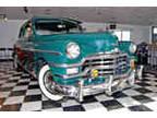 1949 Chrysler Windsor 2 Dr Coupe