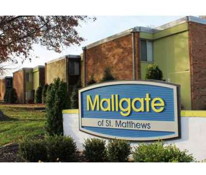 Studio - Mallgate of St. Matthews at 514 Brightwood Place in Louisville KY is a Apartment