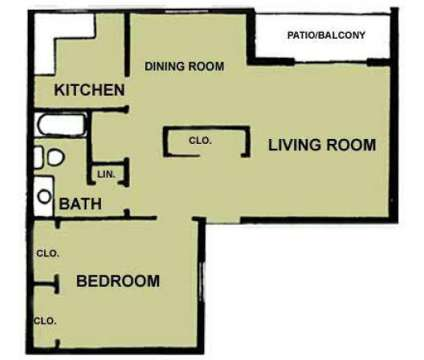 1 Bed - Coronado Trails Apartments at 300 Skyview St in El Paso TX is a Apartment
