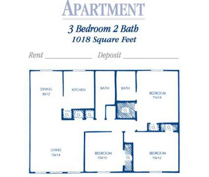 3 Beds - Altuda Arms Apartments at 5301 Woodrow Bean Transmountain Road in El Paso TX is a Apartment