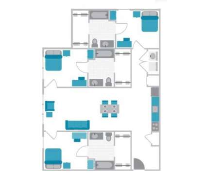 3 Beds - The Reserve at 4205 S Collegiate Way in Mount Pleasant MI is a Apartment