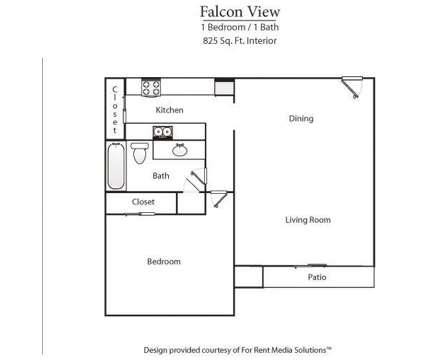 1 Bed - Falcon View at 201 E Palestine Avenue in Madison TN is a Apartment