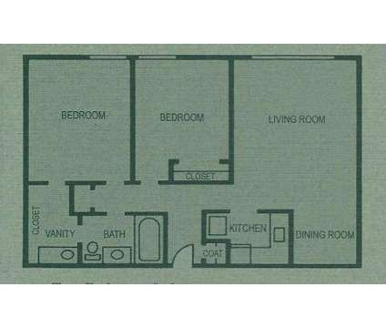 2 Beds - Pine Brook Apartments at 1005 Hickory Hill Ln in Hermitage TN is a Apartment