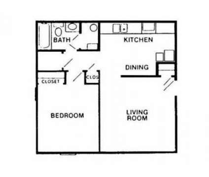 1 Bed - Horizon Park Apartments at 4601 Packard Dr in Nashville TN is a Apartment