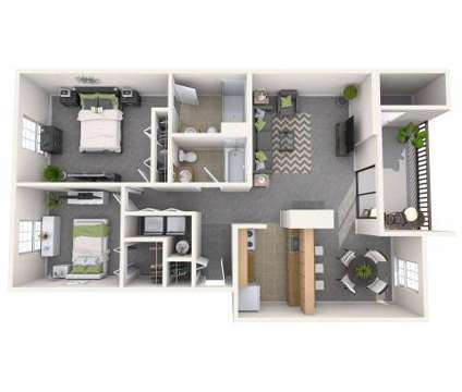 2 Beds - Evergreen Apartments at Christiana Reserve at 104 Sandburg Place in Newark DE is a Apartment
