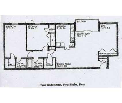 2 Beds - Reisterstown Square Apts at 6609 Eberle Drive in Baltimore MD is a Apartment