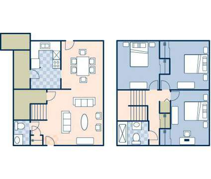 3 Beds - Fort Carson Family Homes at 6800 Prussman Boulevard in Colorado Springs CO is a Apartment