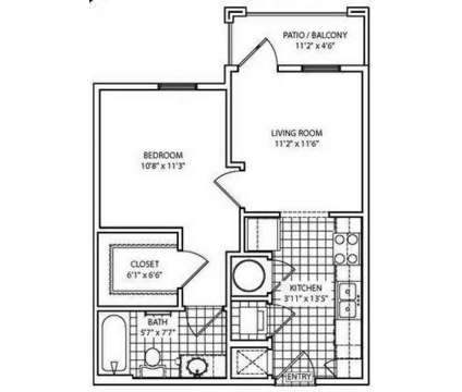 1 Bed - The Marquee at 12100 Sterling University Ln in Orlando FL is a Apartment