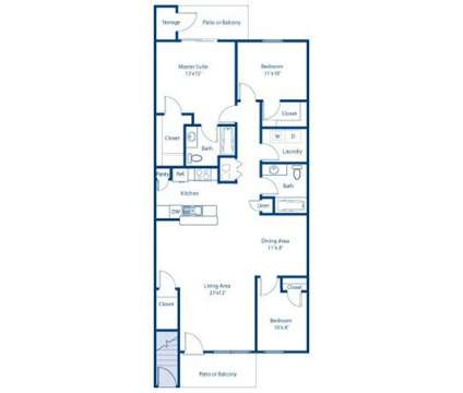 3 Beds - Franklin Cove at 8505 Faywood Dr in Indianapolis IN is a Apartment