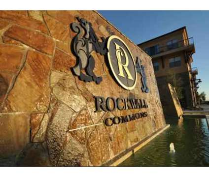 1 Bed - Rockwall Commons at 1389 Ridge Road in Rockwall TX is a Apartment