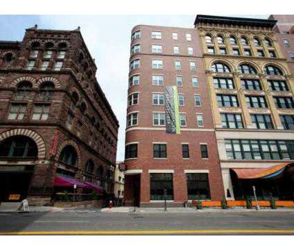 Studio - The Lofts at Main and Temple at 21 Temple St in Hartford CT is a Apartment