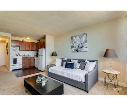 Studio - Mont Clare at Harlem Avenue Luxury Apartment Homes at 7171 West Gunnison Street in Harwood Heights IL is a Apartment