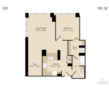 1 Bed - 215 West at 215 West Washington in Chicago IL is a Apartment