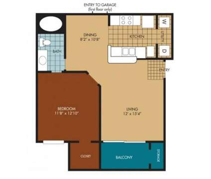 1 Bed - Legacy at Valley Ranch at 7902 Macarthur Blvd in Irving TX is a Apartment