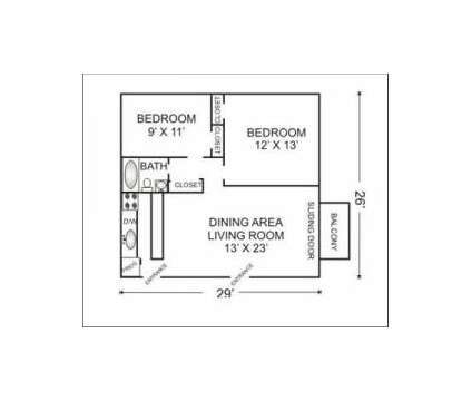 2 Beds - Spruce Knoll at 594 Merrimack Ave in Dracut MA is a Apartment