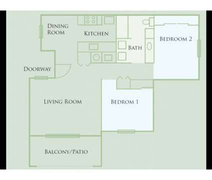 2 Beds - Jackson Park Place at 1830 E Fir Ave in Fresno CA is a Apartment