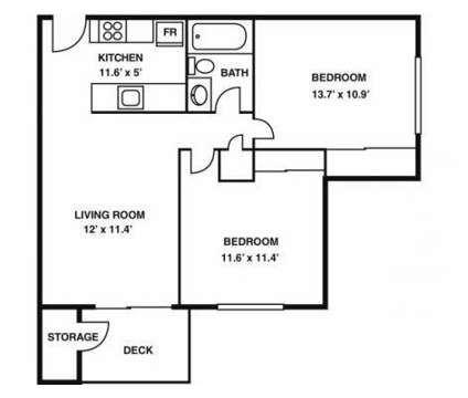 2 Beds - Cabot Crossing at 130 Bowden St in Lowell MA is a Apartment