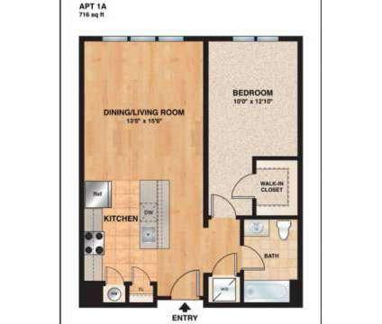 1 Bed - Camelot at Bayonne at 42 Jfk Blvd in Bayonne NJ is a Apartment