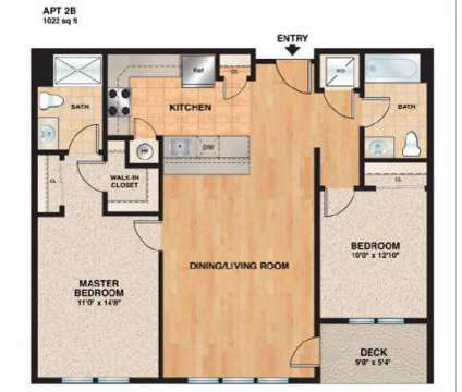 2 Beds - Camelot at Bayonne at 42 Jfk Blvd in Bayonne NJ is a Apartment
