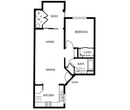 1 Bed - Lyon Las Palmas at 2598 Associated Road in Fullerton CA is a Apartment