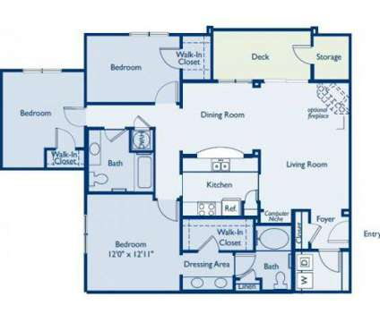 3 Beds - Valleybrook at Chadds Ford at 7000 Johnson Farm Ln in Chadds Ford PA is a Apartment