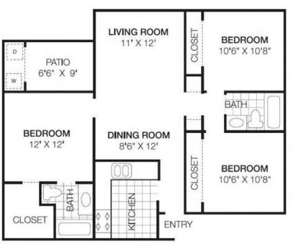 3 Beds - Gulfstream Isles at 1601 Red Cedar Drive in Fort Myers FL is a Apartment