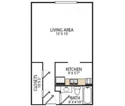 Studio - Presidential Park at 183 Willard St in Leominster MA is a Apartment
