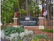 1 Bed - Charlotte Woods