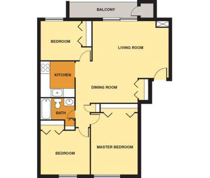 3 Beds - LindenBrooke Apartments at 600 Royal Dr 124 in Bethel Park PA is a Apartment