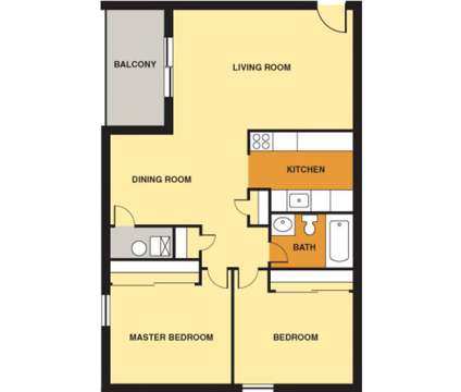 2 Beds - Stonecliffe Apartments at 1010 Stonecliffe Dr in Monroeville PA is a Apartment