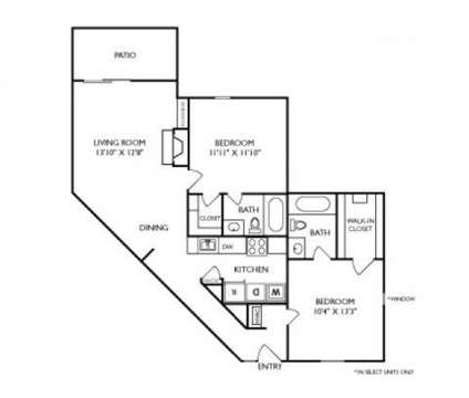 2 Beds - Pointe Royal Town Home Apartments at 8401 W 123rd St in Overland Park KS is a Apartment