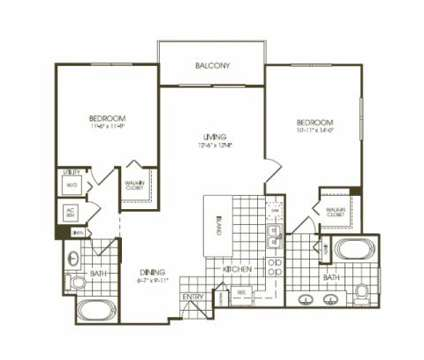 2 Beds - One Plantation at 1650 Sw 78 Ave in Plantation FL is a Apartment