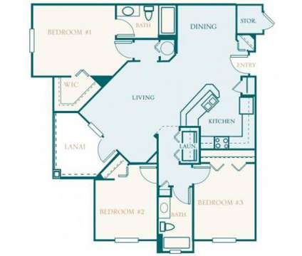 3 Beds - Versant Place at 1010 Versant Drive in Brandon FL is a Apartment