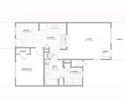 1 Bed - Gibraltar Senior Apartment Homes at 201 Verde Drive in Clute TX is a Apartment