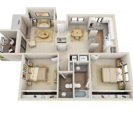 2 Beds - Cedar Brooke at 3100 Quail Creek Drive in Independence MO is a Apartment