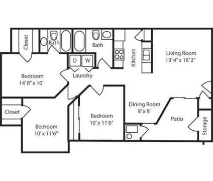 3 Beds - Haven Pointe at 2265 South 1100 West in Ogden UT is a Apartment