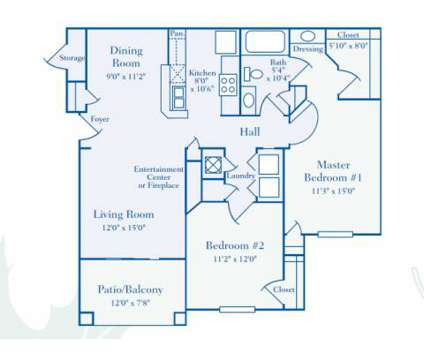 2 Beds - Lantern Woods at 10950 Lantern Woods Boulevard in Fishers IN is a Apartment