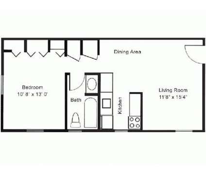 1 Bed - Boston Crossing Apartments at 5800 Boston St in Baltimore MD is a Apartment