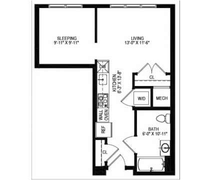 Studio - The Chase at Overlook Ridge at 12 Quarry Ln in Malden MA is a Apartment