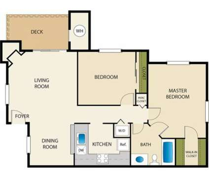 2 Beds - Chesapeake Commons at 3600 Data Dr in Rancho Cordova CA is a Apartment