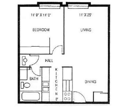 1 Bed - Summer Trace at 6015 Summer Trace Dr in Memphis TN is a Apartment