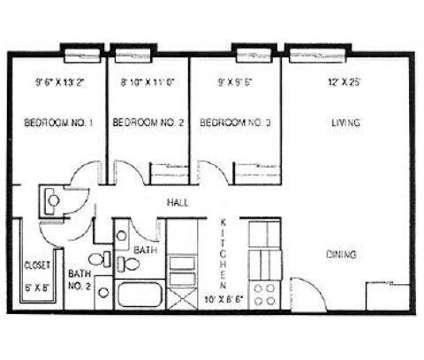3 Beds - Summer Trace at 6015 Summer Trace Dr in Memphis TN is a Apartment