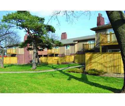 1 Bed - King's Cove Apartments at 7350 Kings Cove Dr in Merriam KS is a Apartment