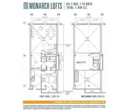 2 Beds - The Residences at Riverwalk at 210 Merrimack St in Lawrence MA is a Apartment