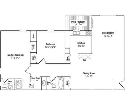 2 Beds - Penn Crest Apartments at 2020 Fairmont St in Allentown PA is a Apartment