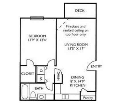 1 Bed - Elements of Chattanooga at 7310 Standifer Gap Rd in Chattanooga TN is a Apartment